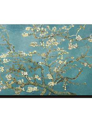 Almond Ágak Bloom, San Remy, c.1890 Vincent Van Gogh híres kifeszített vászon Nyomtatás