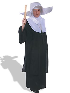 תחפושות קוספליי / תחפושת למסיבה קוספליי פסטיבל/חג תחפושות ליל כל הקדושים שחור טלאים כיסוי ראש / צעיף / כובעים / גלימההאלווין (ליל כל