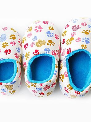 Dejlig Footprints Baby Slippers
