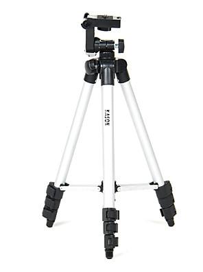 KASON LX-130 Compact Camera Tripod Stand voor DSLR Canon / Nikon / Sony