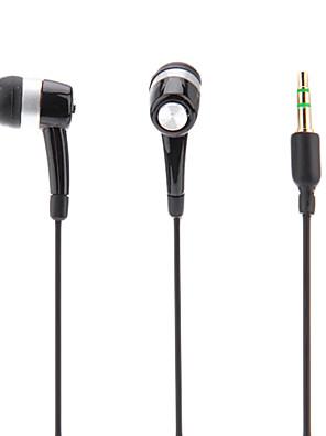 in-ear headphonefor ipod / ipad / iphone / mp3 (preto)