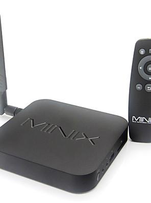 Minix neo x7 tv box x1 levegő egér android 4.2.2 négymagos google tv player (2gb ram 16gb rom)