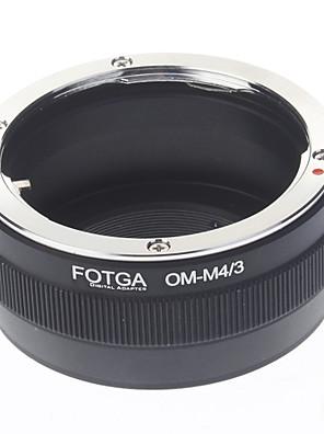 fotga® om-m4 / 3 digitális fényképezőgép objektív adapter / hosszabbító cső