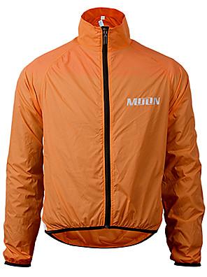 MOON® Jaqueta para Ciclismo Mulheres / Homens / Unissexo Manga Comprida MotoSecagem Rápida / A Prova de Vento / Á Prova-de-Chuva /