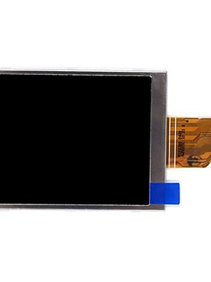 Csere LCD kijelző a SAMSUNG ST90 / PL120/PL121/PL20/PL21/PL22/ST93/ST96/ST66/ST77 (GIANTPLUS) (háttérvilágítással)