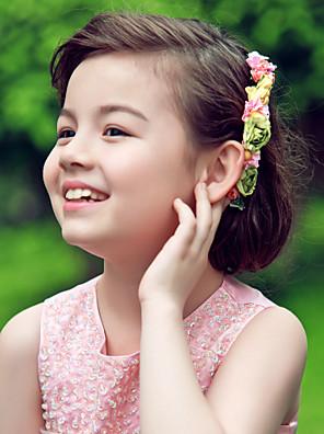 Women's / Flower Girl's Paper Headpiece-Wedding / Special Occasion Headbands / Flowers