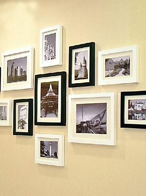 2 Kleuren foto kozijn collectie set van 11