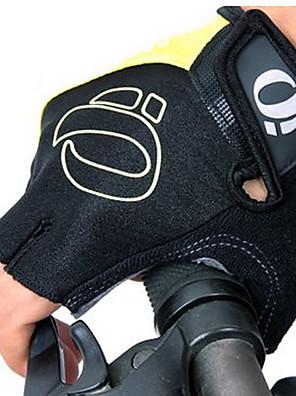 KORAMAN® Luvas Esportivas Homens Luvas de Ciclismo Verão Luvas para Ciclismo Anti-Derrapagem / Respirável Sem Dedo NáilonLuvas de