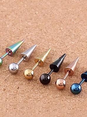 Bryllup/Party/Daglig/Afslappet - Ear Piercing ( Rustfrit Stål )