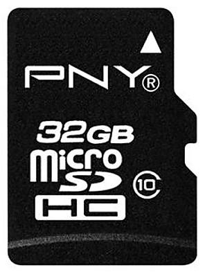 Původní PNY 32GB. třída 10 microSDHC tf paměťové karty