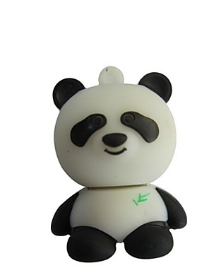8GB panda rajzfilm USB 2.0 Flash pen drive