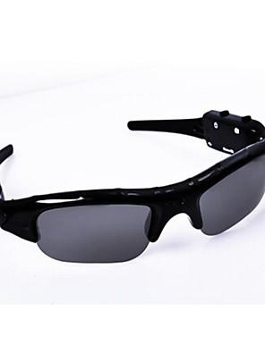 Gafas digitales 720p dv cámara gafas de sol gafas grabador DVR gafas oscuras videocámara cámara de vídeo