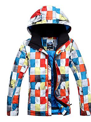 Homens Jaquetas de Esqui/Snowboard / Jaqueta de Inverno Esqui / Acampar e Caminhar / Alpinismo / Skate / Esportes de Neve / Snowboard