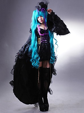 vocaloid - ejderha Hatsune Miku Cosplay kostüm sandplay şarkı