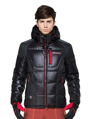 Trilha Jaquetas de Penas / Jaqueta de Inverno / Blusas HomensRespirável / Resistente Raios Ultravioleta / A Prova de Vento / Mantenha
