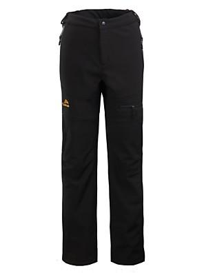Pánské Kalhoty / Spodní část oděvu Outdoor a turistika Voděodolný Podzim / Zima Černá-Cikrilan®-S / M / L / XL / XXL