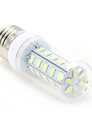 7W E14 / G9 / E26/E27 LED лампы типа Корн T 36 SMD 5730 650 lm Тёплый белый / Холодный белый AC 220-240 V