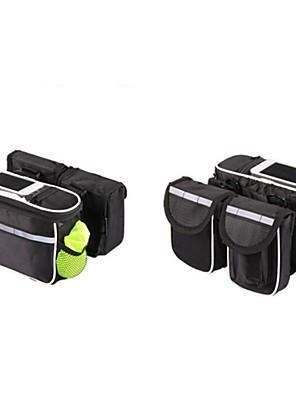 Bolsa para Quadro de Bicicleta / Bolsa Celular / Bolsa de CiclismoÁ Prova-de-Água / Á Prova-de-Chuva / Prova-de-Pó / Vestível /