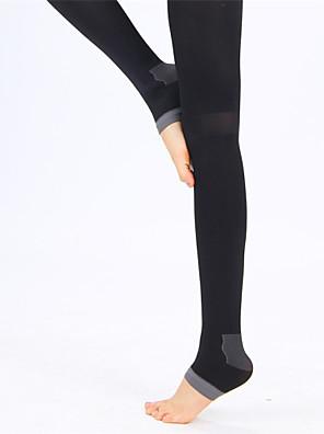 Corrida Meias de compressão Mulheres Sem Mangas Compressão / Materiais Leves Elastano / Náilon ChinêsIoga / Fitness / Esportes Relaxantes