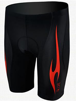 מכנס קצר מרופד לרכיבה יוניסקסנושם / שמור על חום הגוף / ייבוש מהיר / עמיד אולטרה סגול / מבודד / חדירות ללחות / עמיד לאבק / נגד חרקים /
