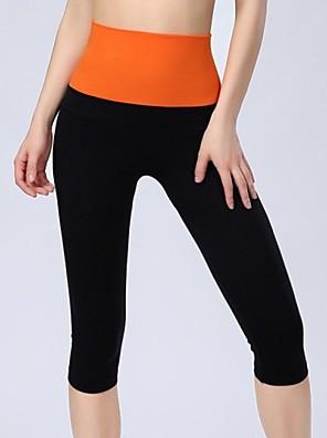 בגדי יוגה נשים בגדי התעמלות מכנסיים נשים כושר ספורט פיתוח גוף לרקוד מכנסיים יוגה לנשים