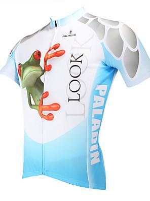 PALADIN® Cyklodres Pánské Krátké rukávy Jezdit na koleProdyšné / Rychleschnoucí / Odolný vůči UV záření / Komprese / Lehké materiály /