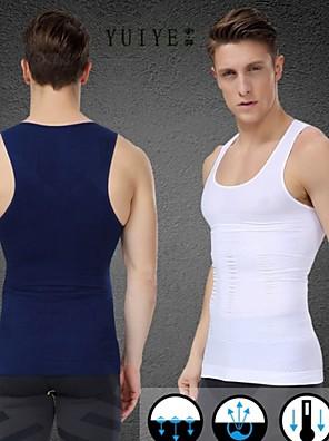 Nylon/Spandex - Heren - Ondershirt