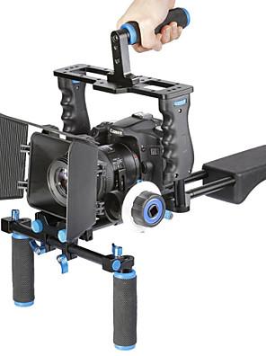 סרט אלומיניום yelangu® מערכת ערכת סרט אסדת מצלמות DSLR אחרות