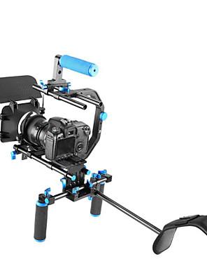 אסדת DSLR מקצועית מערכת קבלת סרט ערכת סרט שנקבע לכל מצלמות DSLR ומצלמות וידאו וידאו