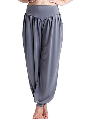 Jóga kalhoty Kalhoty Rychleschnoucí / Lehké materiály Natahovací Sportovní oblečení Dámské Ostatní Jóga / Pilates / Fitness