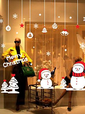 Karácsony / Csendélet / Divat / Történelem / Ünneő / Landscape / Alakzatok Falimatrica Repülőgép matricák,VINYL 76*75CM
