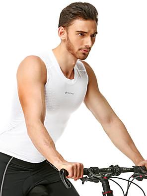 NUCKILY® Cyklovesta Unisex Bez rukávů Jezdit na koleProdyšné / Rychleschnoucí / Anatomický design / Propustnost vůči vlhkosti / Ter Emen