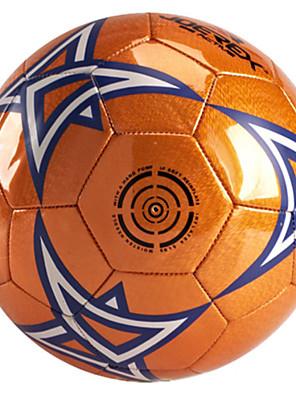 Vandtæt / Slidsikkert / Modstand / Lav Afdrift / Høj Styrke / Høj Elasticitet - Soccers ( Lysegrå / Guld , PVC )