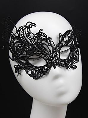 Feest - Masker ( Kant , Zoals Op De Afbeelding )