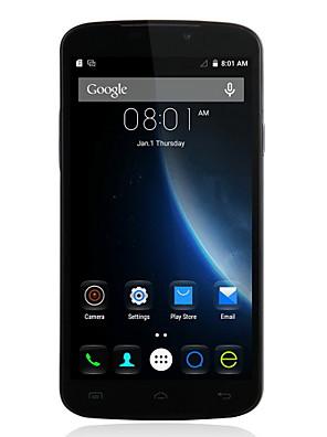 doogee® x6 pro ram 2gb + rom 16gb android 5.1 4g smartphone med 5,5 '' hd ips skærm, 5MP tilbage kamera& quad core