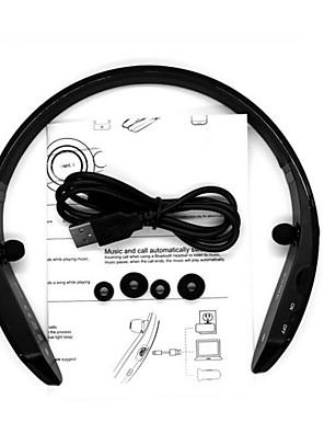 music bezdrátový headset bluetooth sluchátka stereo bluetooth sluchátka sportovní