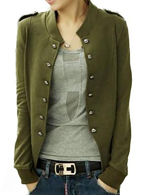 dámské modrá / černá / zelená bunda, dlouhý rukáv