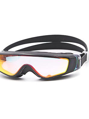 svømmebriller Unisex Anti-Tåge Silika Gele PC Hvid / Sort Lyserød / Sort / Blå / Mørkeblå / Lilla