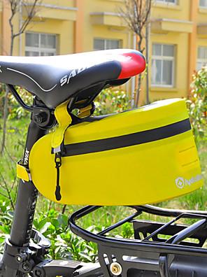 Hydraknight® תיק אופניים 2LLתיקי אוכף לאופניים עמיד למים / מוגן מגשם / רוכסן עמיד למים / פס מחזיר אור / עמיד ללחות תיק אופנייםניילון /