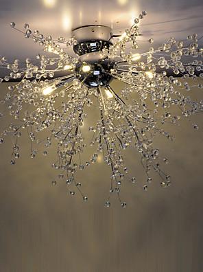 3 Csillárok ,  Gömb Króm Funkció for Kristály / LED FémNappali szoba / Hálószoba / Étkező / Dolgozószoba/Iroda / Gyerekszoba / Játékszoba