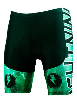 PALADIN® מכנס קצר מרופד לרכיבה לגברים / יוניסקסנושם / ייבוש מהיר / עמיד / עיצוב אנטומי / עמיד אולטרה סגול / מבודד / חדירות ללחות / לביש /