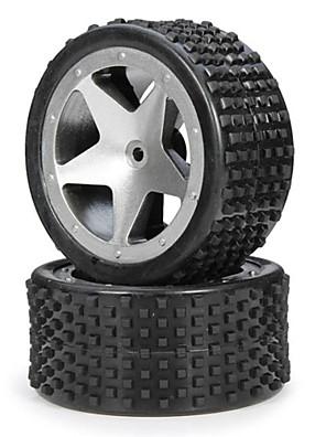 wltoys l959 rc bil bageste dæk 2 stk l959-02