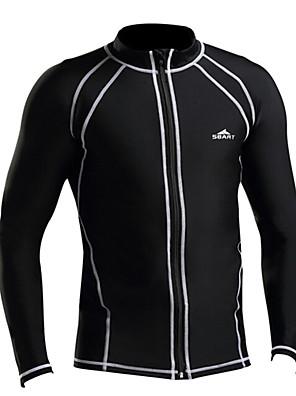 SBART Homens Anti Atrito / Macacão de Mergulho Longo / Blusas Fato de Mergulho Resistente Raios Ultravioleta / Mantenha QuenteMergulho