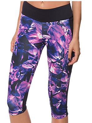 calças de yoga Calças / Pulôver / camadas de base / Roupas de Compressão / Fundos Respirável / Secagem Rápida / Compressão Alto Stretchy