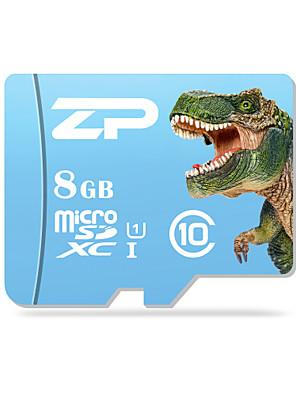 zp 8gb UHS-I u1 / aula 10 microSD / microSDHC / microSDXC / tfmax ler speed80 (mb / s)