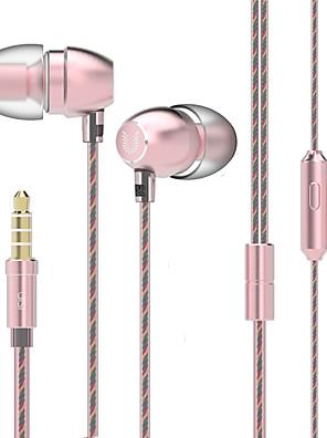 UiiSii UiiSii HM7 Sluchátka do ušních kanálkůForPřehrávač / tablet / Mobilní telefon / PočítačWiths mikrofonem / DJ / ovládání hlasitosti
