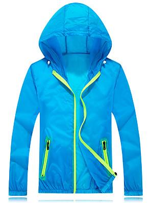 Trilha Blusas Unissexo Impermeável / Respirável / Secagem Rápida / Anti-Irradiação / A Prova de Vento Primavera / Verão / Outono / Inverno