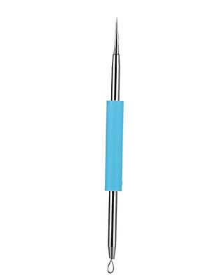 Fenlin Tratamento de Acne / Cravos Outros Unissex Manual Aço Inoxidável N/A Prateada / Rosa / Azul