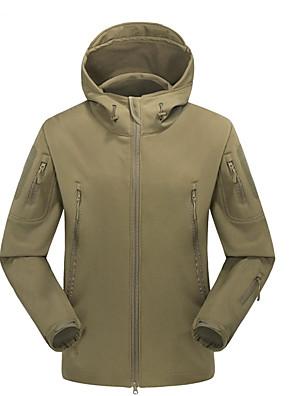 Turistika Zimní bunda / sako / Fleecové bundy / Softshellové bundy / Vrchní část oděvu UnisexProdyšné / Odolné vůči dešti / Odolné vůči