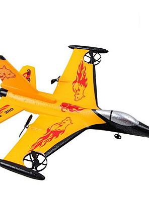 WS 9106 F16 Fjernstyret quadcopter 4ch 2.4G Skum yellow